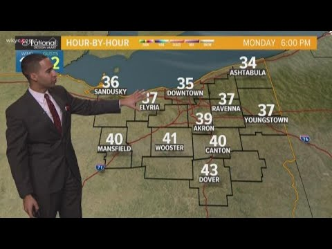 Morning weather forecast for Northeast Ohio: March 11, 2019