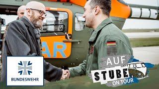 Truppenbesuch mit Staatssekretär Tauber | Auf Stube on Tour #68 | Bundeswehr
