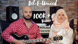 "Dil E Umeed Tora Hai Kisi Ne (apni kahani kesy kahen"" a heart touching song cover by Sawaal Band"