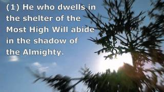Psalm 91 - Bible Promises Spoken