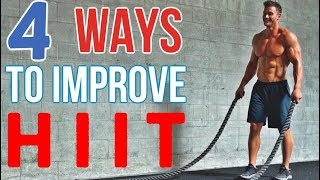 Increase Fat Loss: 4 Ways to Improve HIIT Workouts- Thomas DeLauer