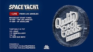 Space Yacht x Quality Goods Records