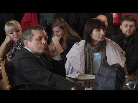 Чернівецький Промінь: У Чернівцях презентували проект інтегрованого розвитку міста