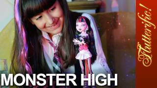 Monster High - Draculaura review by Flutterific!