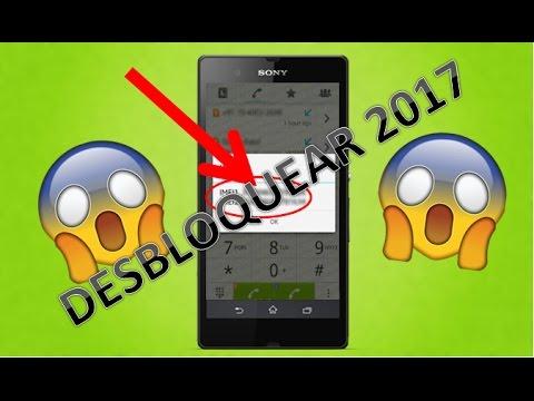 Desbloquear Y Liberar Cualquier Sony Experia 2018!!! 100% Efectivo