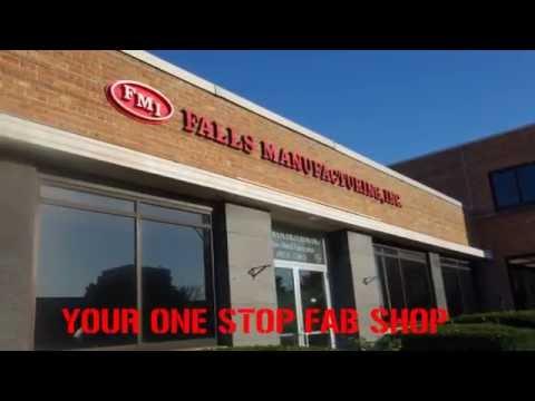 Falls Manufacturing Inc METAL FABRICATION SHOP WISCONSIN