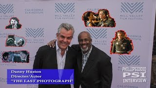 "Danny Huston...""I Danced With Wonder Woman And I Was Afraid!"""