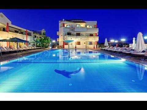 Crete, Greece. St. Constantin Hotel 5