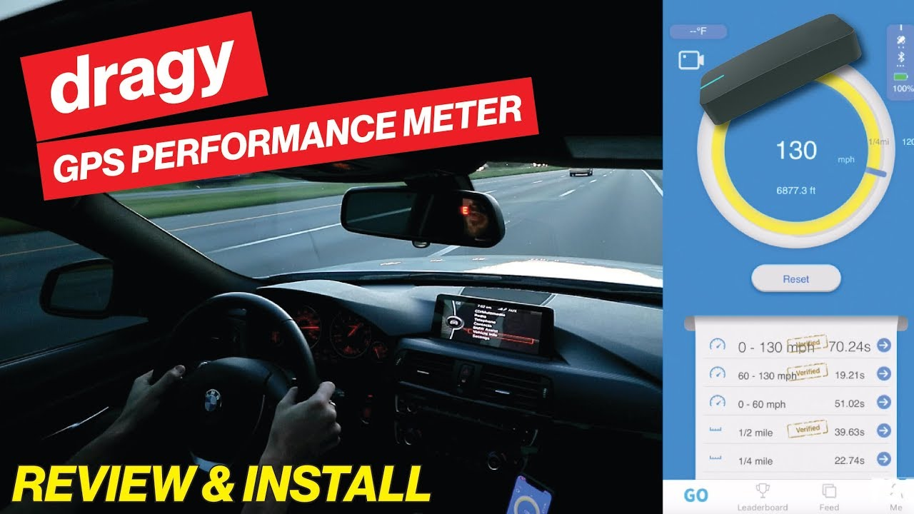 0 60 Times Bmw >> Bmw F30 328i 0 60 60 130 Run Times Dragy Gps Performance Meter Review Clean Install