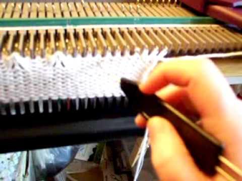 innovations knitting machine instructions