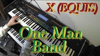 X Equis Loop Pedal - Jazz Piano Improvisation Cover - Nicky Jam x J. Balvin.mp3