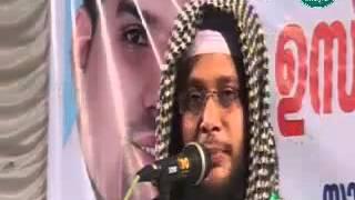 usthad noushad baqavi speech 9 02 2016