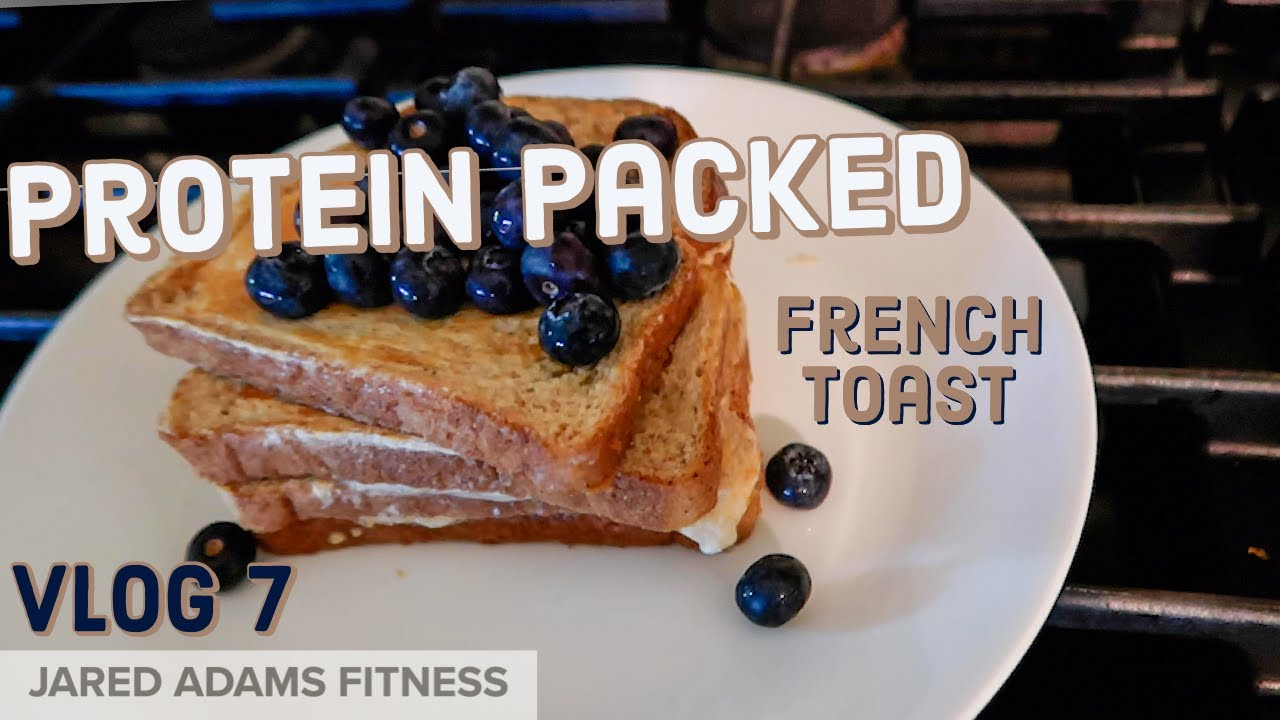 The Best Anabolic French Toast you Will Ever have - YouTube