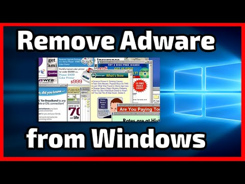 How To Remove Adware on Windows 10
