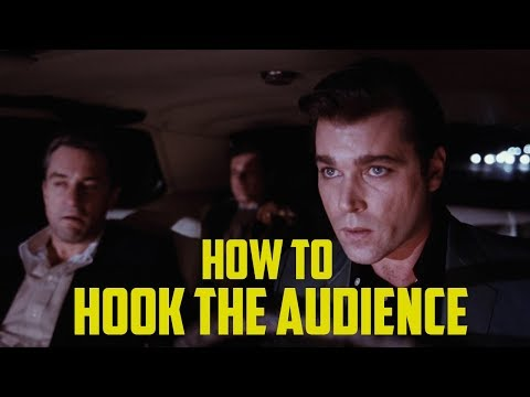 Screenwriting 101: How To Write A STRONG HOOK