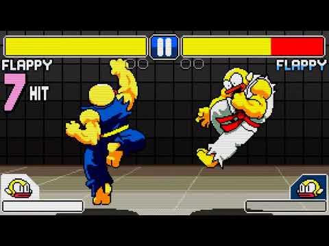 Flappy Fighter @nikogel360 twitter combo