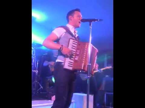 Nathan Carter - Joyce Country Ceili Band @ Bulgaden Castle 20/7/15