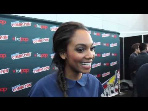 An Exclusive  with 'Sleepy Hollow' Star Lyndie Greenwood