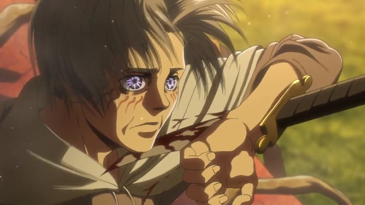 King Vs Kennyking Power Attack On Titan Episode 47 Youtube