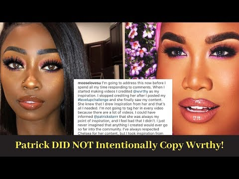 Patrick Star DID NOT INTENTIONALLY COPY Chelsie Worthy! | DRAMA AND OPINIONS thumbnail