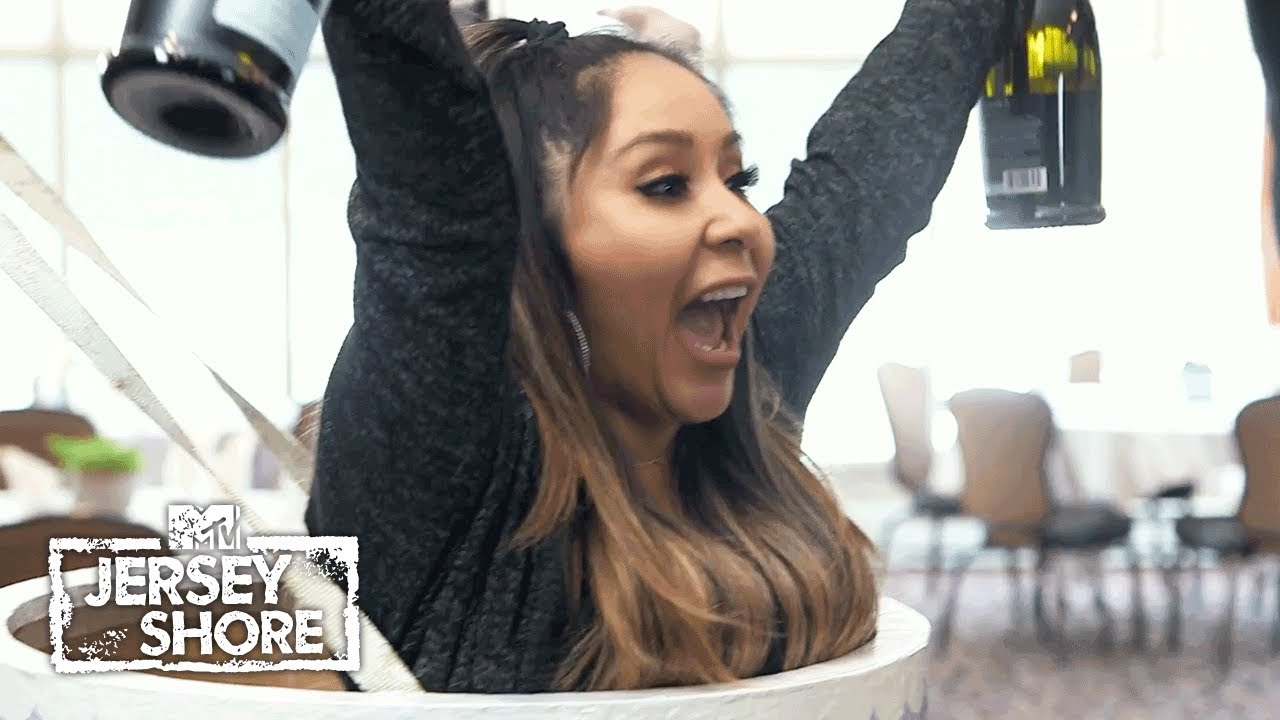 Download Surprise, It's a Snooki! 🎁 Jersey Shore: Family Vacation
