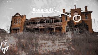 Season 3 - Haunted - Ep12 - St John's Orphanage   Goulburn   Australia's MOST HAUNTED Orphanage?