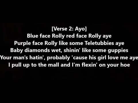 Ayo dan Teo Rolex (Lirik)