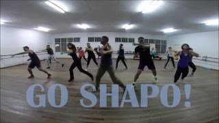 """GO SHAPO workout on """"ABOODATOI""""  by Gasmilla"""