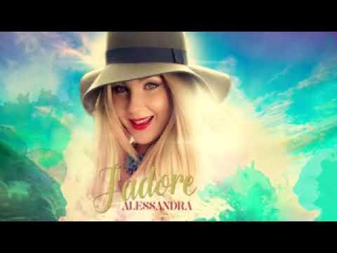 Alessandra -officiel vidéo clip. J'adore (by Mixton Music)