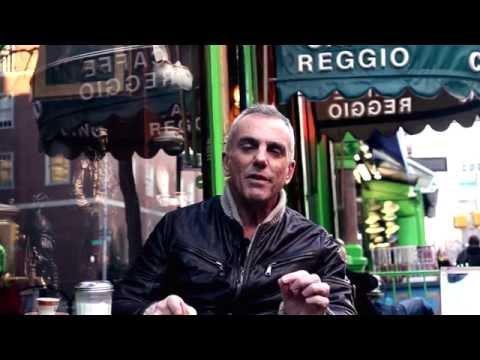 Federico Buffa e il miglior cappuccino di New York