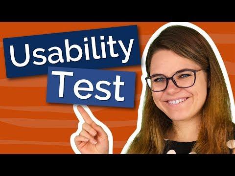 Usability Test deutsch erklärt