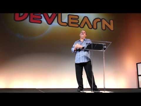 Jon Landau at DevLearn 2012 (Las Vegas) - Technology and Innovation (part 4 of 5)