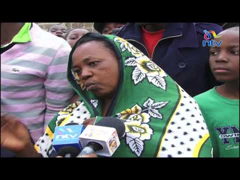 Police investigate death of a woman and her two children in Donholm