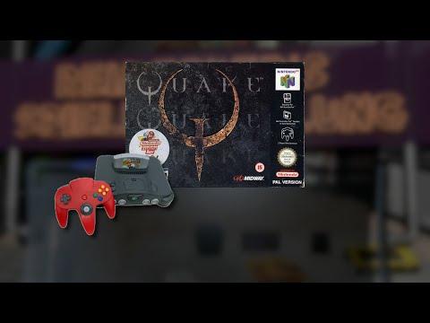 Gameplay : Quake [Nintendo 64]