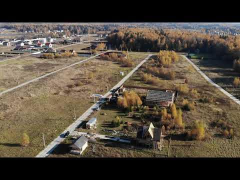Участки в поселке Поляны, Новорижское шоссе, 45 км от МКАД.
