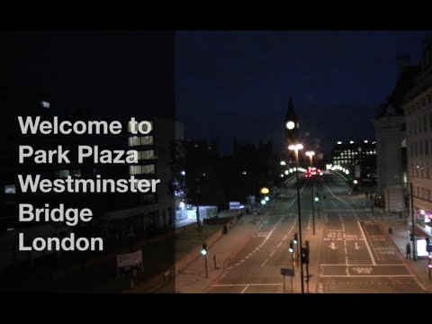 Luxury Hotel ***** - Park Plaza Westminster Bridge London Near Big Ben