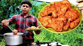KFC സ്റ്റൈലിൽ ബ്രോസ്റ്റഡ് ചിക്കൻ വീട്ടിൽ ഉണ്ടാക്കാം!! How To Make KFC Style Broasted Chicken At Home
