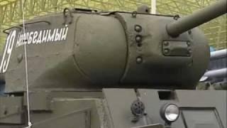 Тяжелый танк КВ-1 ''Духов панцирь''