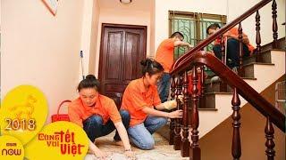 Sinh viên làm giúp việc, mang Tết đến người nghèo | VTC1