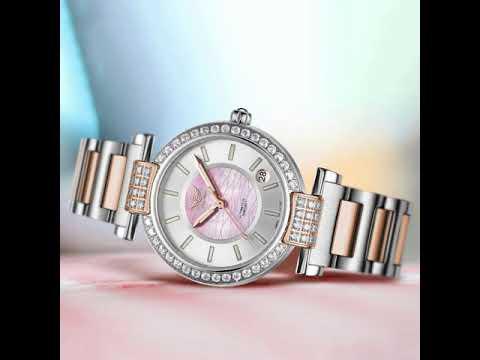Yelang Tritium Wrist Watch,women Automatic Watches Ladies Wristwatch Luxury Watch Review