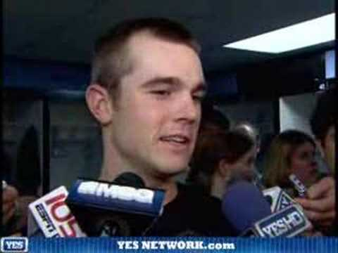 David Robertson post game interview, 6/29/08