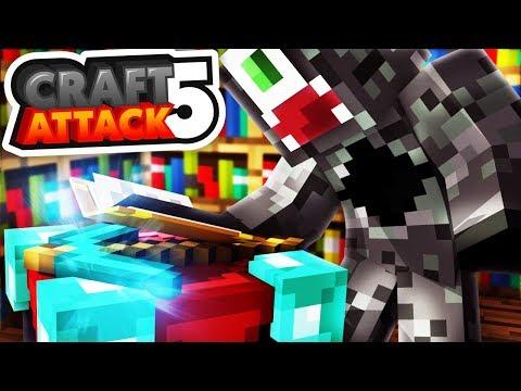 Mein PLAN & OP Spitzhacke?! Craft Attack 5 #02