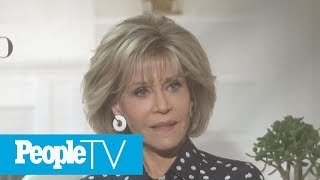 Jane Fonda And The Cast Of 'Book Club' Give Sex Advice To The Younger Generation | PeopleTV