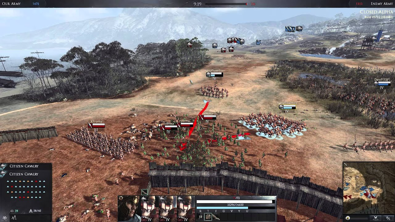 how to download total war arena alpha