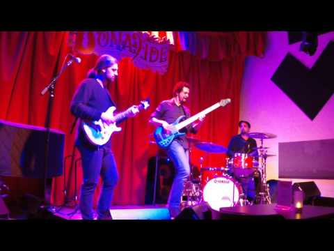 """Now is my turn"" Collins-Guarini-Manna Live at Club Bonafide NY"