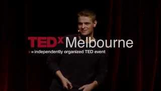 Adults, we need to have the talk | Thomas King | TEDxMelbourne