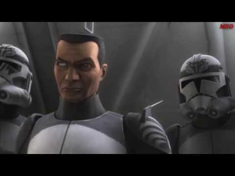 Клип про звездные войны война клонов