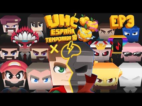 UHC España X Mindcrack Ep3, Cada Segundo Cuenta