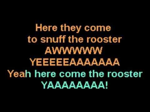 Rooster Alice in Chains karaoke CustomKaraoke RARE custom