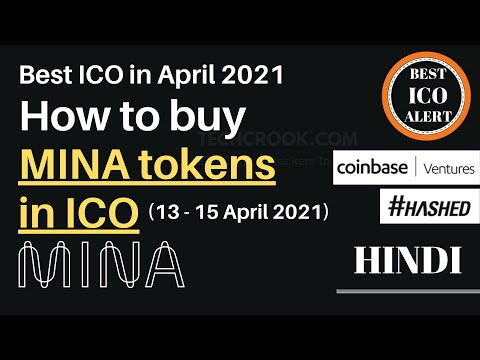 [ICO Alert] How to Buy MINA tokens ICO from Coinlist